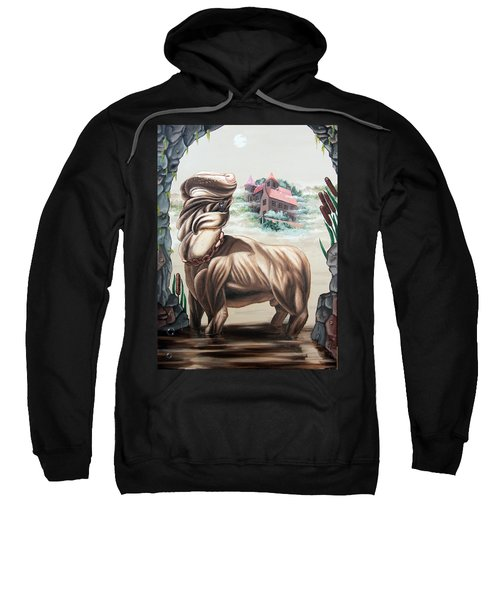 The Hound Of The Baskervilles Sweatshirt