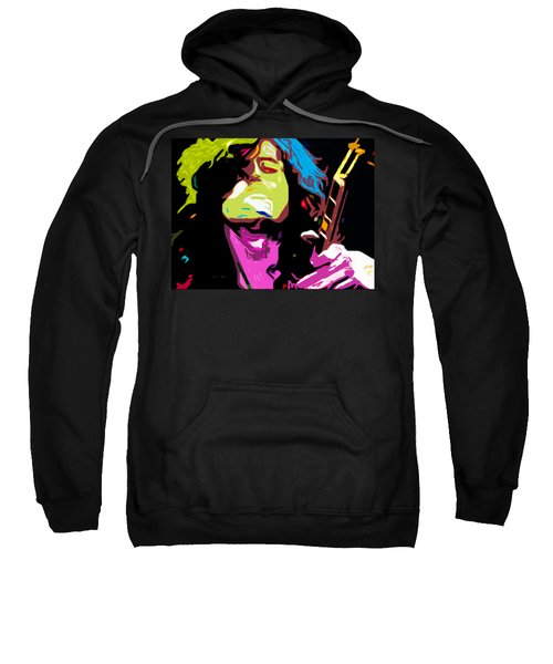 The Jimmy Page By Nixo Sweatshirt by Nicholas Nixo