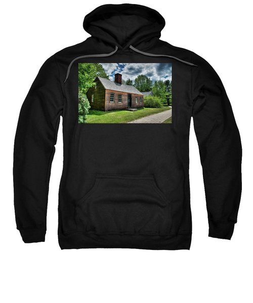The John Wells House In Wells Maine Sweatshirt