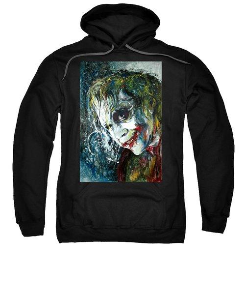 The Joker - Heath Ledger Sweatshirt