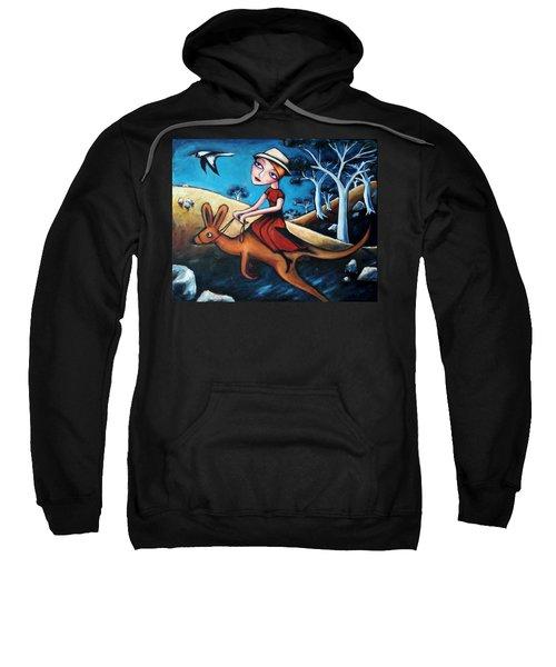 The Journey Woman Sweatshirt