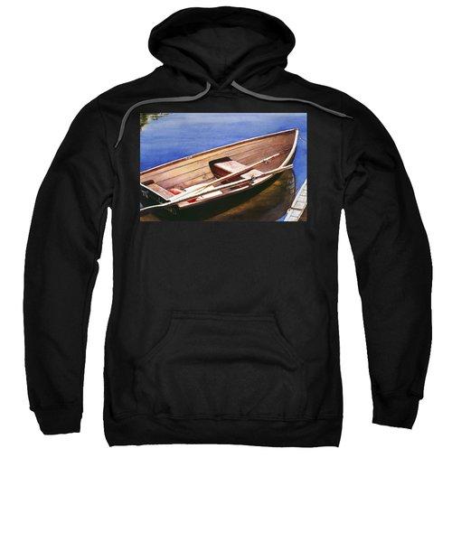 The Lake Boat Sweatshirt