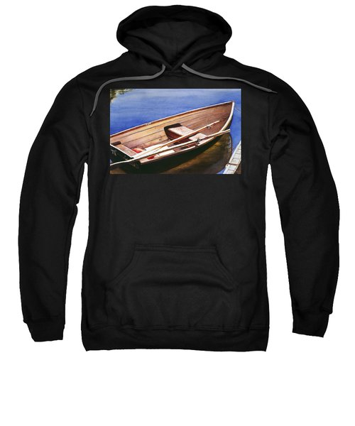 The Lake Boat Sweatshirt