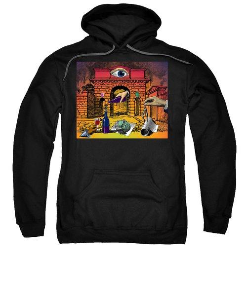 The Last Days Of Herculaneum Sweatshirt