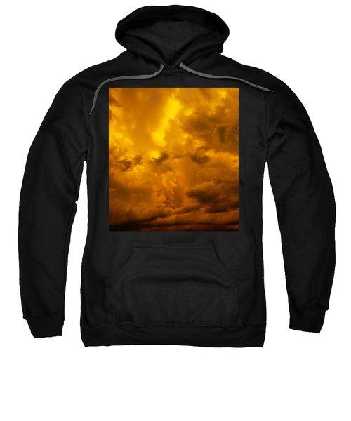 The Last Glow Of The Day 008 Sweatshirt