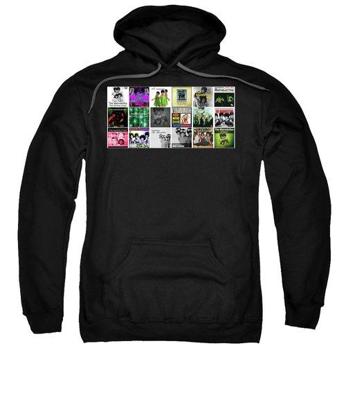 The Marvelettes 3 Sweatshirt