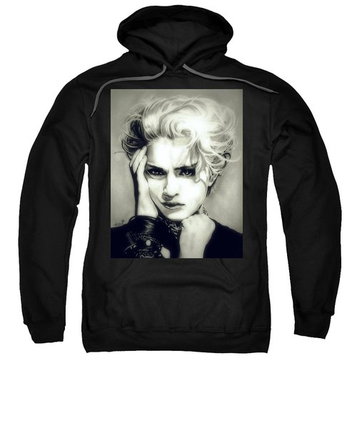The Material Girl Sweatshirt