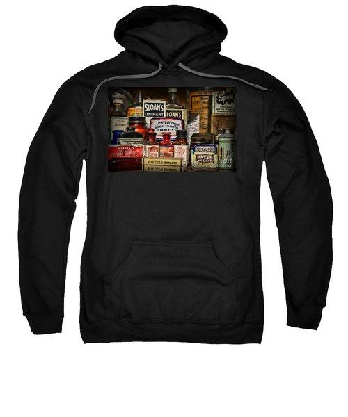 The Medicine Shelf Sweatshirt