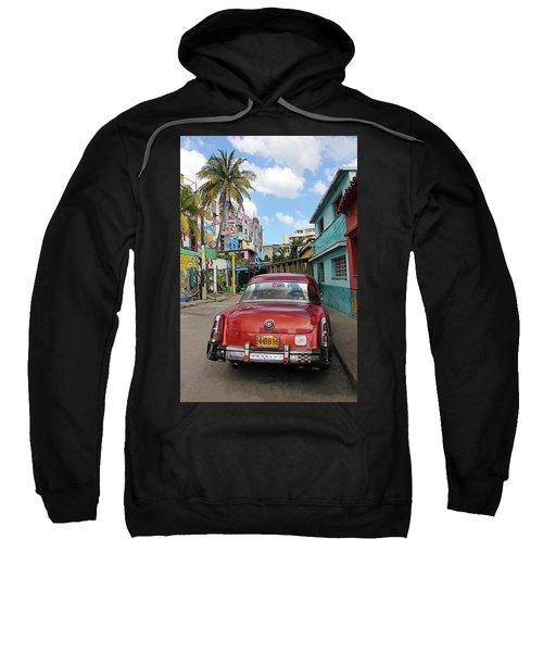 The Mercury Sweatshirt