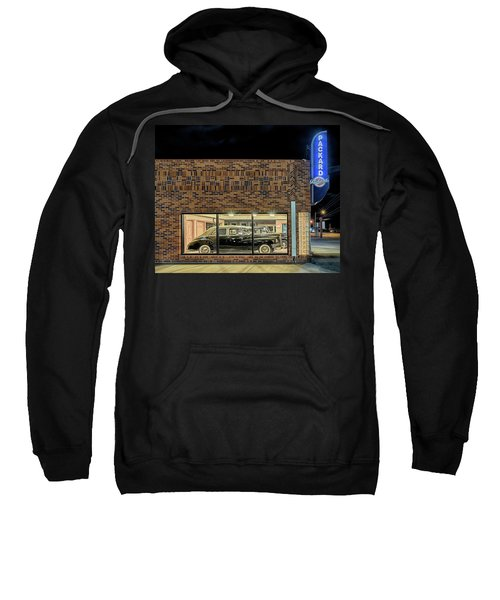 The Old Packard Dealership Sweatshirt