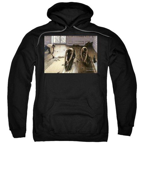 The Parquet Planers Sweatshirt