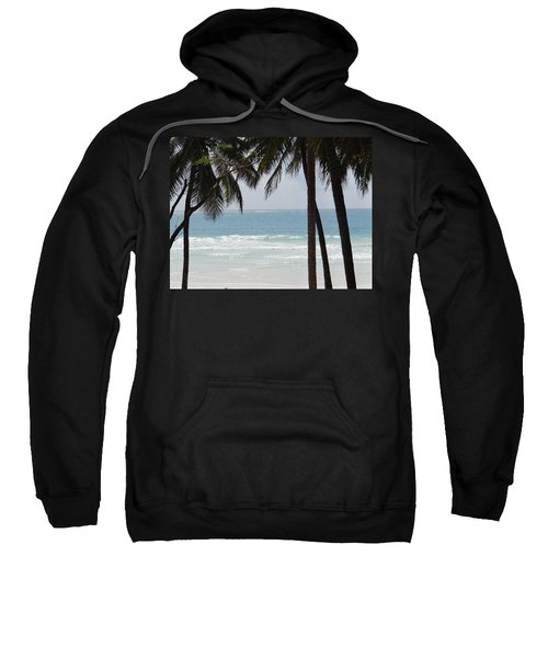The Perfect Beach Sweatshirt