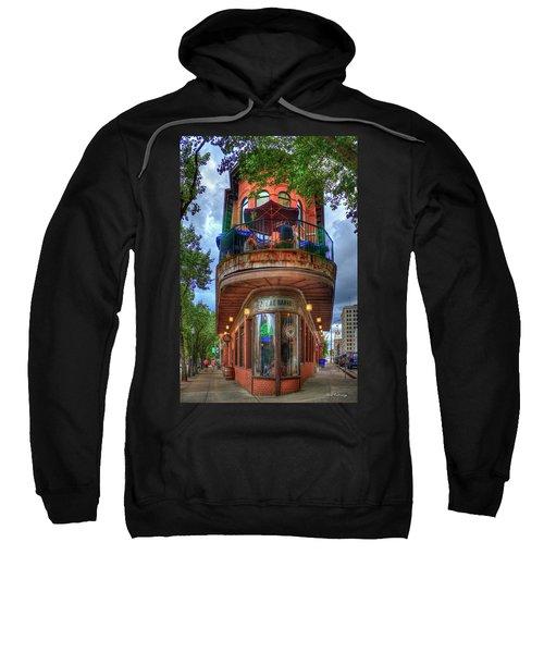 The Pickle Barrel Chattanooga Tn Art Sweatshirt