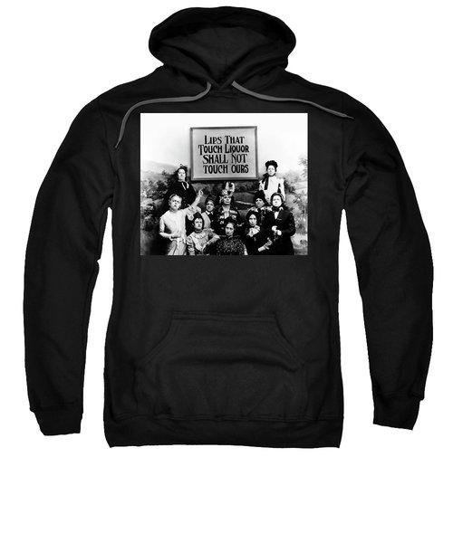 The Prohibition Temperance League 1920 Sweatshirt