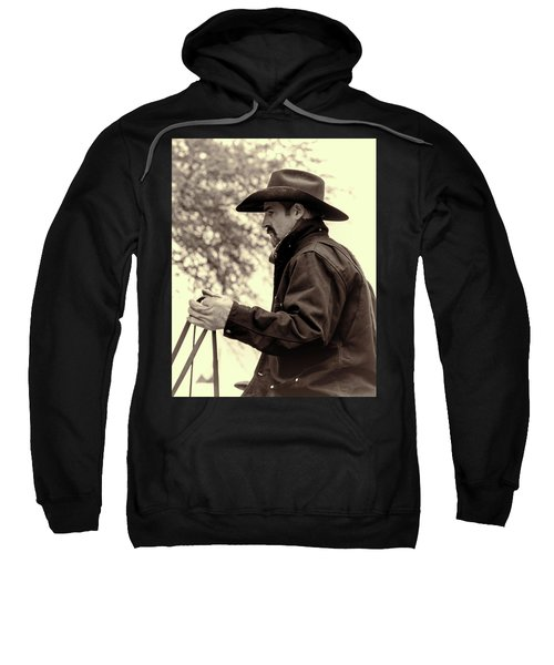 The Reins  Sweatshirt