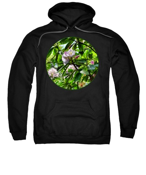 The Rhododendrons Are In Bloom Sweatshirt