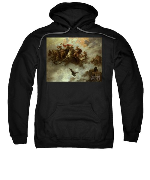 The Ride Of The Valkyries  Sweatshirt