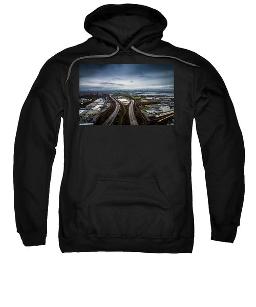 The Road Ahead Sweatshirt