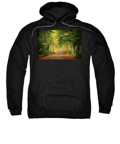 The Road To The Mill  Sweatshirt