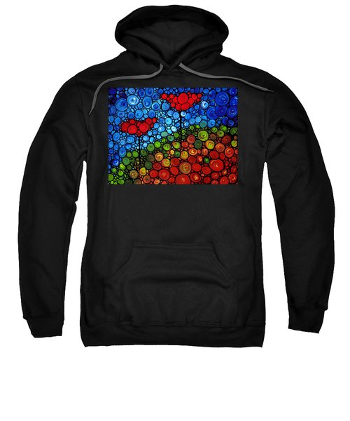 The Roots Of Love Run Deep Sweatshirt