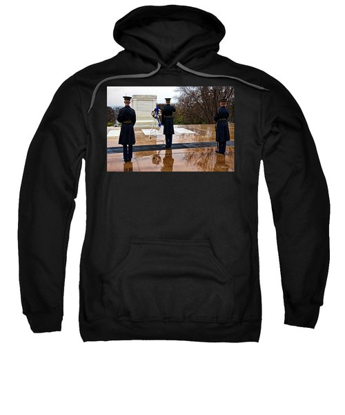 The Salute Sweatshirt