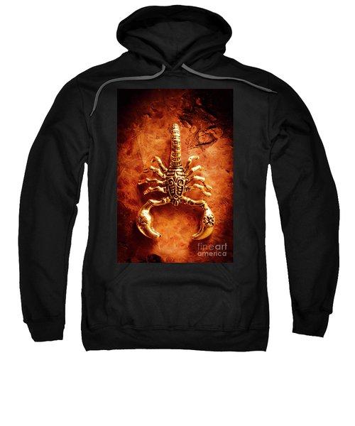 The Scorpion Scarab Sweatshirt