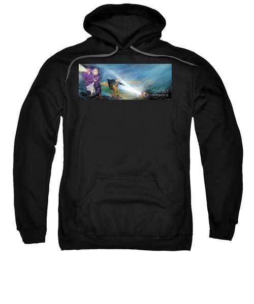 The Search Sweatshirt