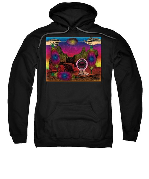 The Seed-pod Song Sweatshirt