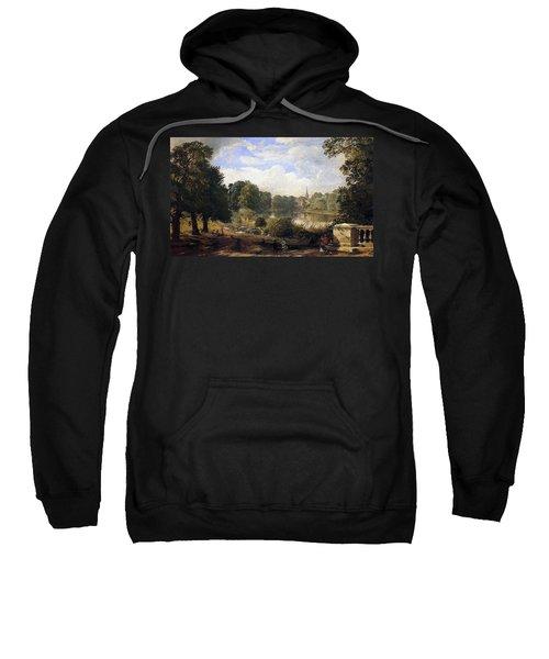 The Serpentine Sweatshirt by Jasper Francis Cropsey