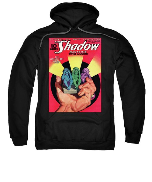 The Shadow The Living Joss Sweatshirt