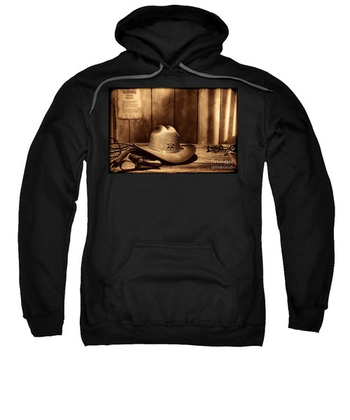 The Sheriff Office Sweatshirt