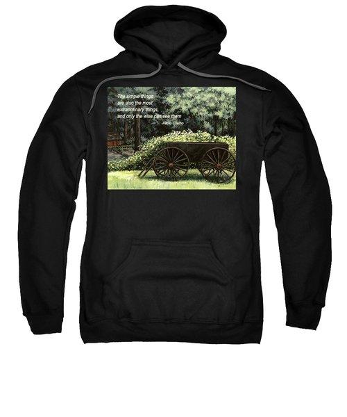 The Simple Things Sweatshirt