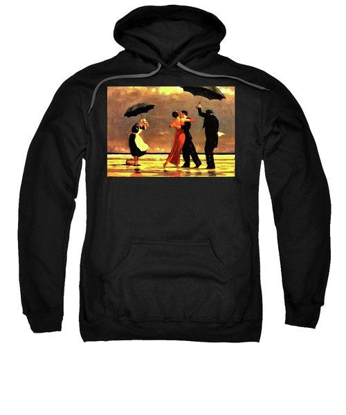 The Singing Butler Sweatshirt