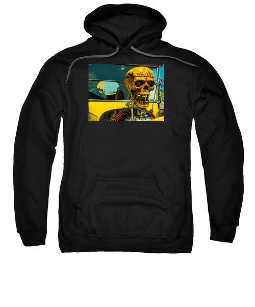The Skull Sweatshirt
