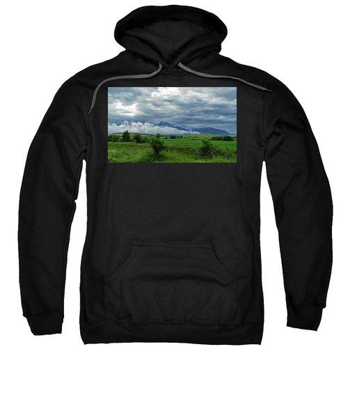 The Sky Has Fallen Sweatshirt