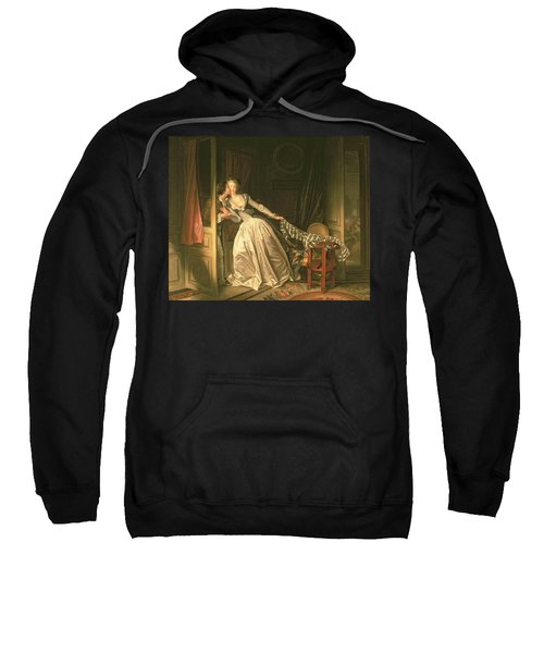 The Stolen Kiss Sweatshirt