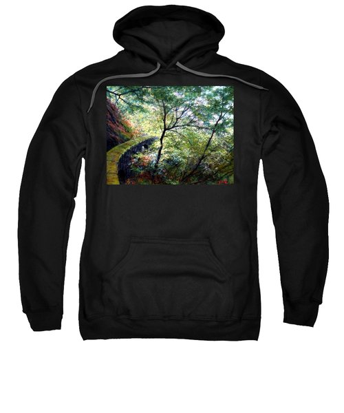 The Stone Wall Sweatshirt
