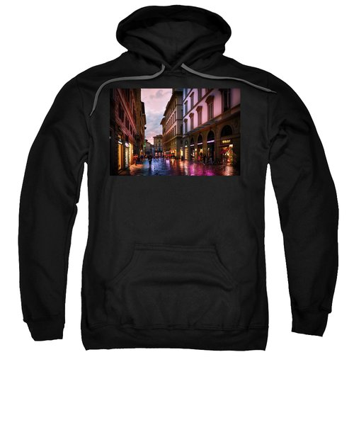 The Streets Of Florence Sweatshirt