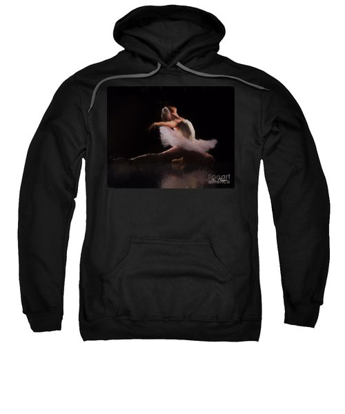 The Swan  Sweatshirt