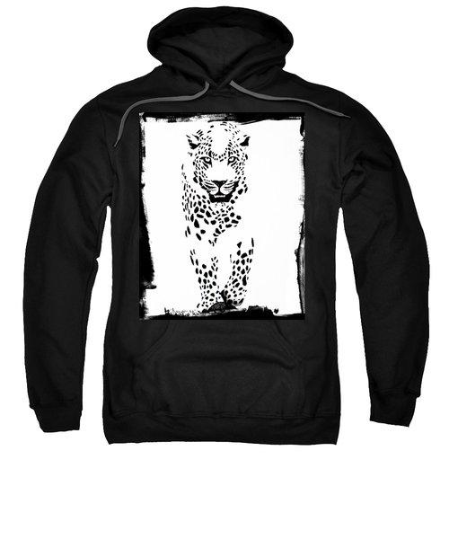 The Three Musketeers - Leopard Sweatshirt