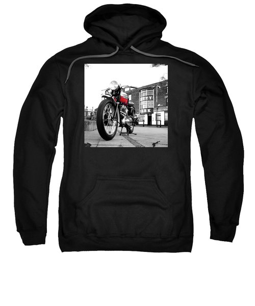 The Trophy Tr5 Motorcycle Sweatshirt