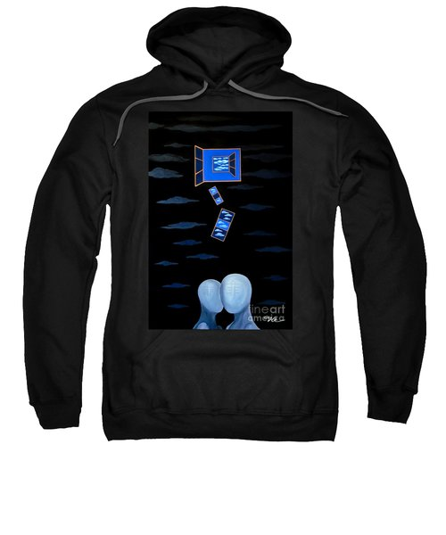 The Truth Is We Don't Know The Truth Sweatshirt