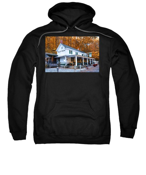 The Valley Green Inn In Autumn Sweatshirt