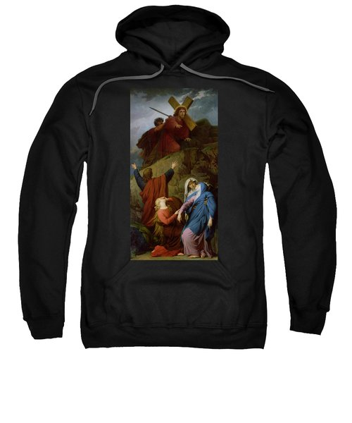 The Virgin Of Calvary Sweatshirt