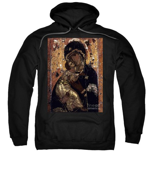 The Virgin Of Vladimir Sweatshirt