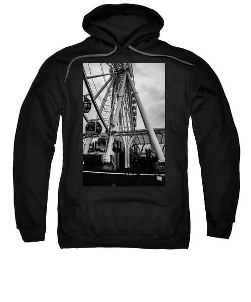 The Wheel Seattle  Sweatshirt