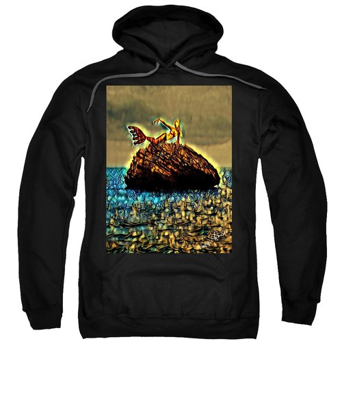 The Whisperer Sweatshirt