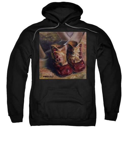 They Walked And Walked And Walked Sweatshirt