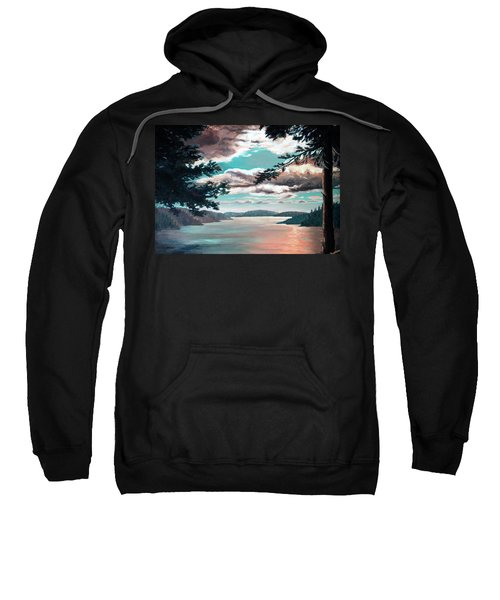 Thousand Island Sunset Sweatshirt