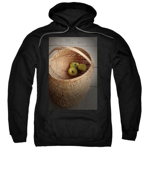 Three Apples Sweatshirt
